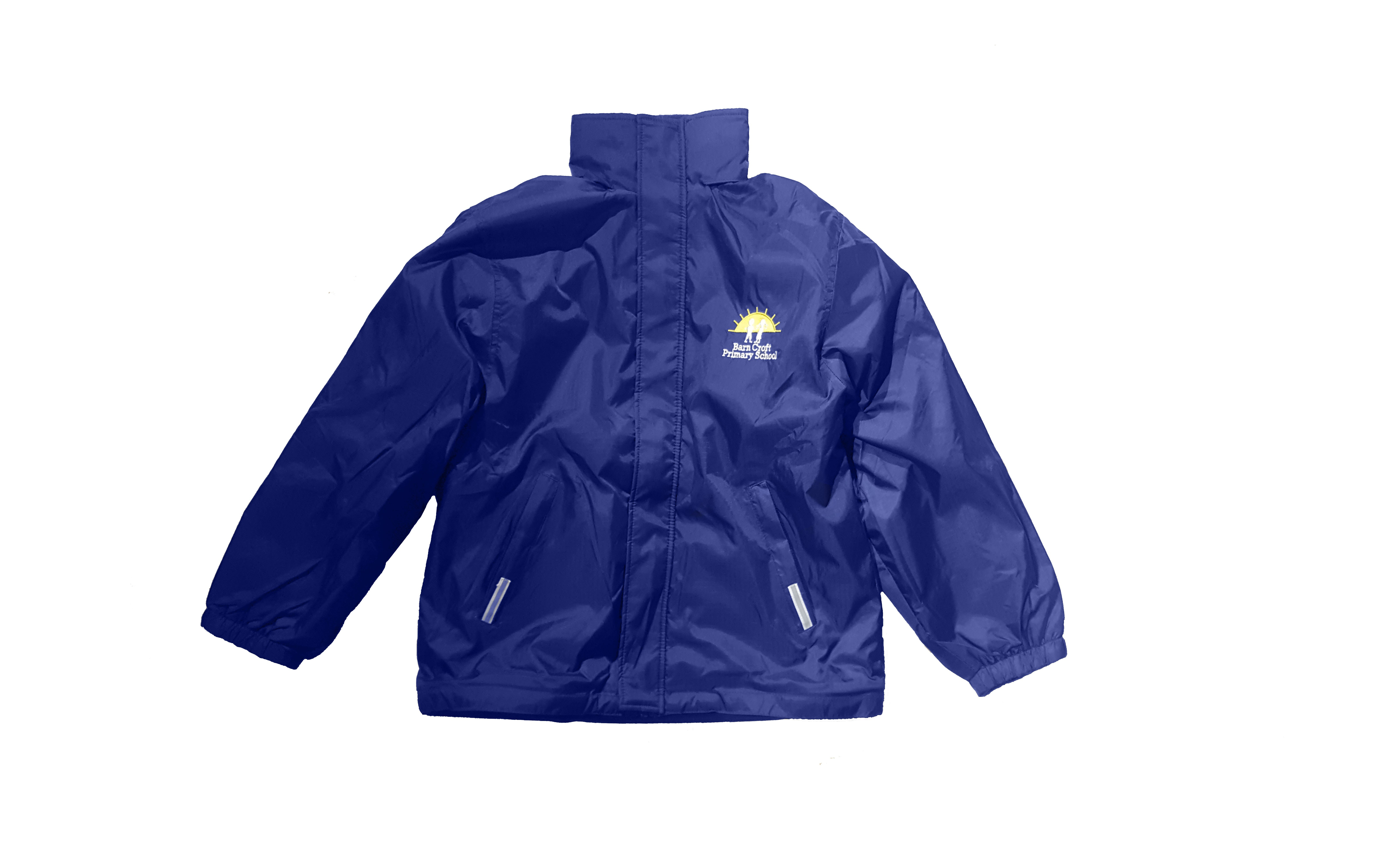 Barn Croft Reversible Fleece Jacket