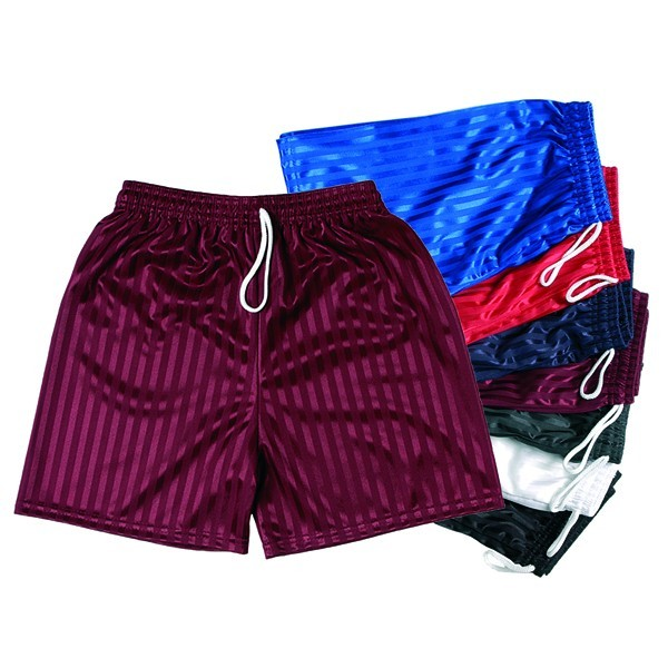 SHADOW STRIPE P.E SHORTS